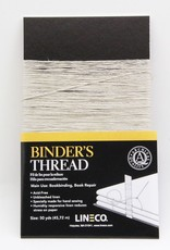 Binder's Thread, 50 yards, Acid-Free, Unbleached Linen, Used for Bookbinding, Book Repair