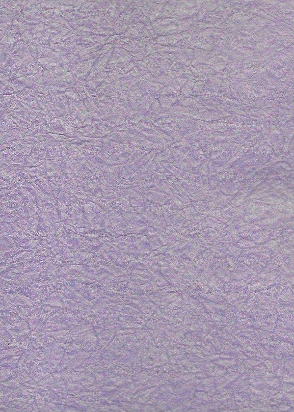 """India Hindumomi Crinkle Metallic Lilac 22"""" x 30""""  200 gsm"""
