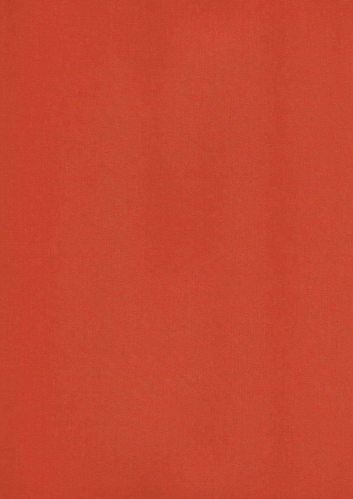 "Japan Book Cloth Orange 17"" x 19"", 1 Sheet, Acid-Free, 100% Rayon, Paper Backed"