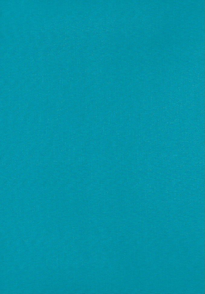 "Japan Book Cloth Turquoise, 17"" x 19"", 1 Sheet, Acid-Free, 100% Rayon, Paper Backed"