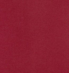 "Japan Book Cloth Burgundy, 17"" x 19"", 1 Sheet, Acid-Free, 100% Rayon, Paper Backed"