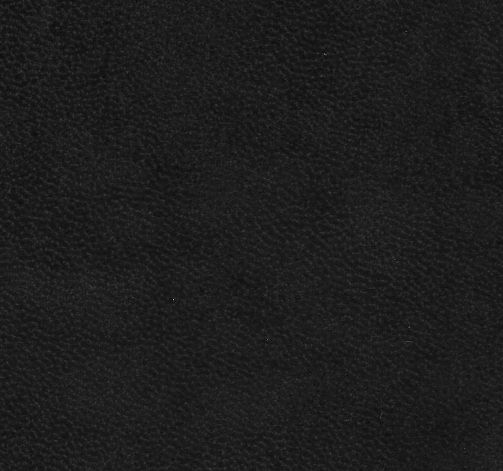 """Domestic Book Cover, Black Faux Leather, 18"""" x 19"""", 1 Sheet Bookcloth"""