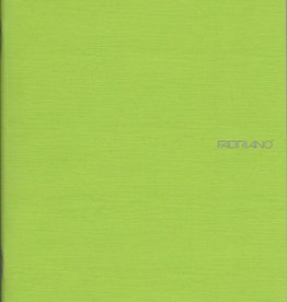 """Italy EcoQua Blank Notebook, Lime, 8.25""""x11.5"""", 40 Sheets"""