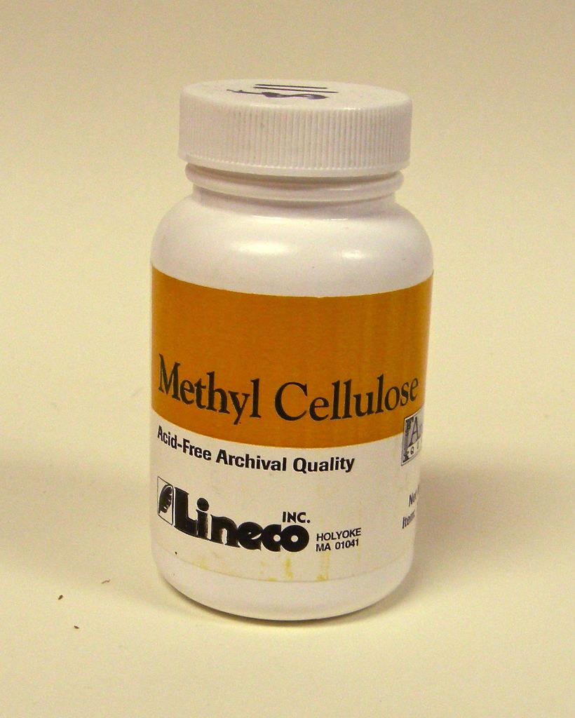 Methyl Cellulose Adhesive, 1.5oz
