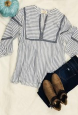 Chambray & Stripes