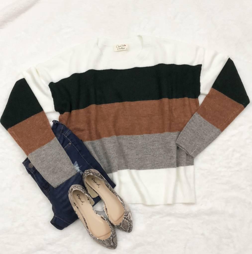 Getting Retro Sweater