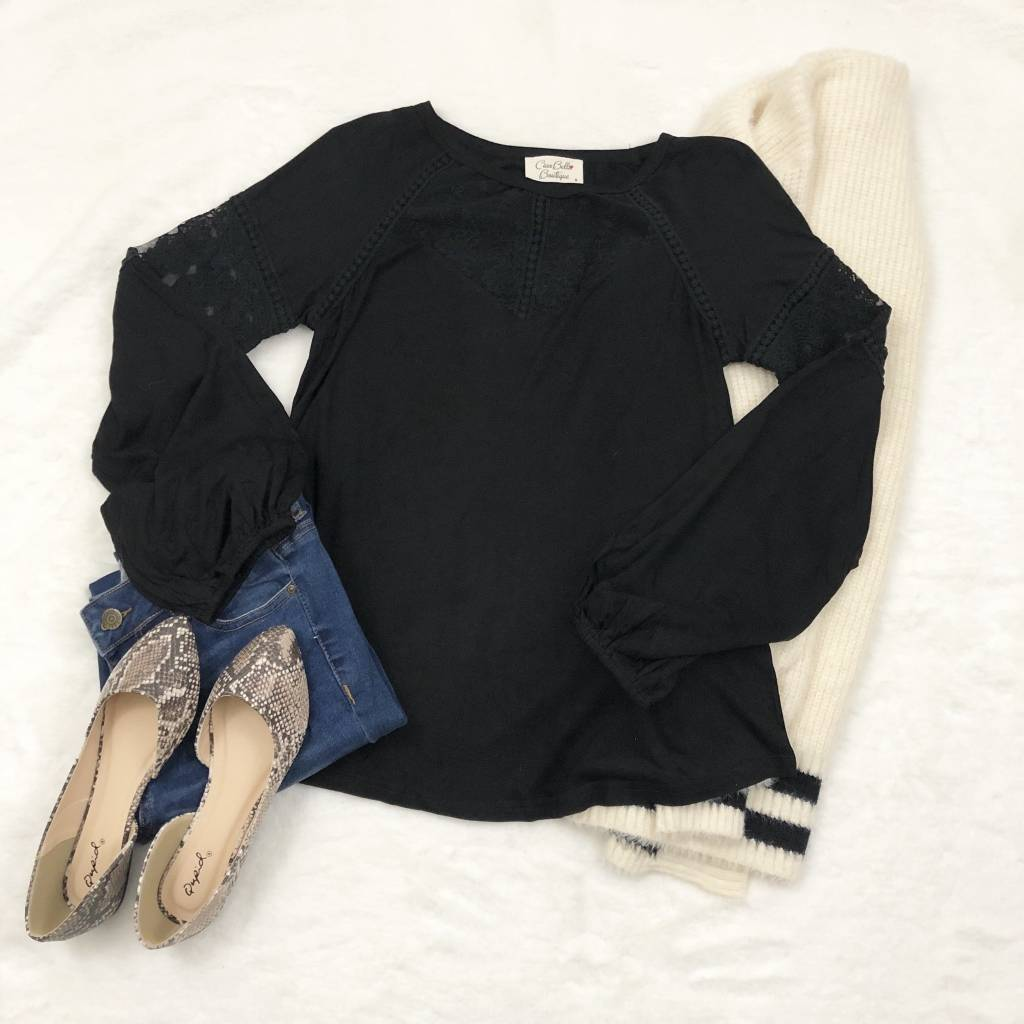 Lacey Long Sleeve