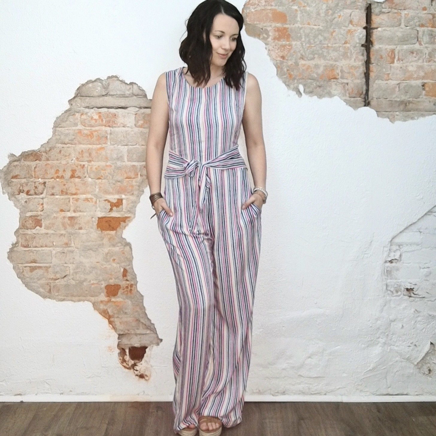 All The Color Jumpsuit
