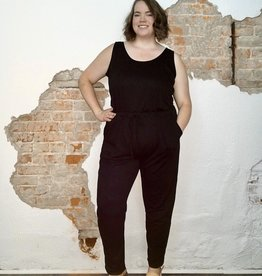 On The Run Jumpsuit Curvy