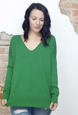 Comfy In Kelly Green