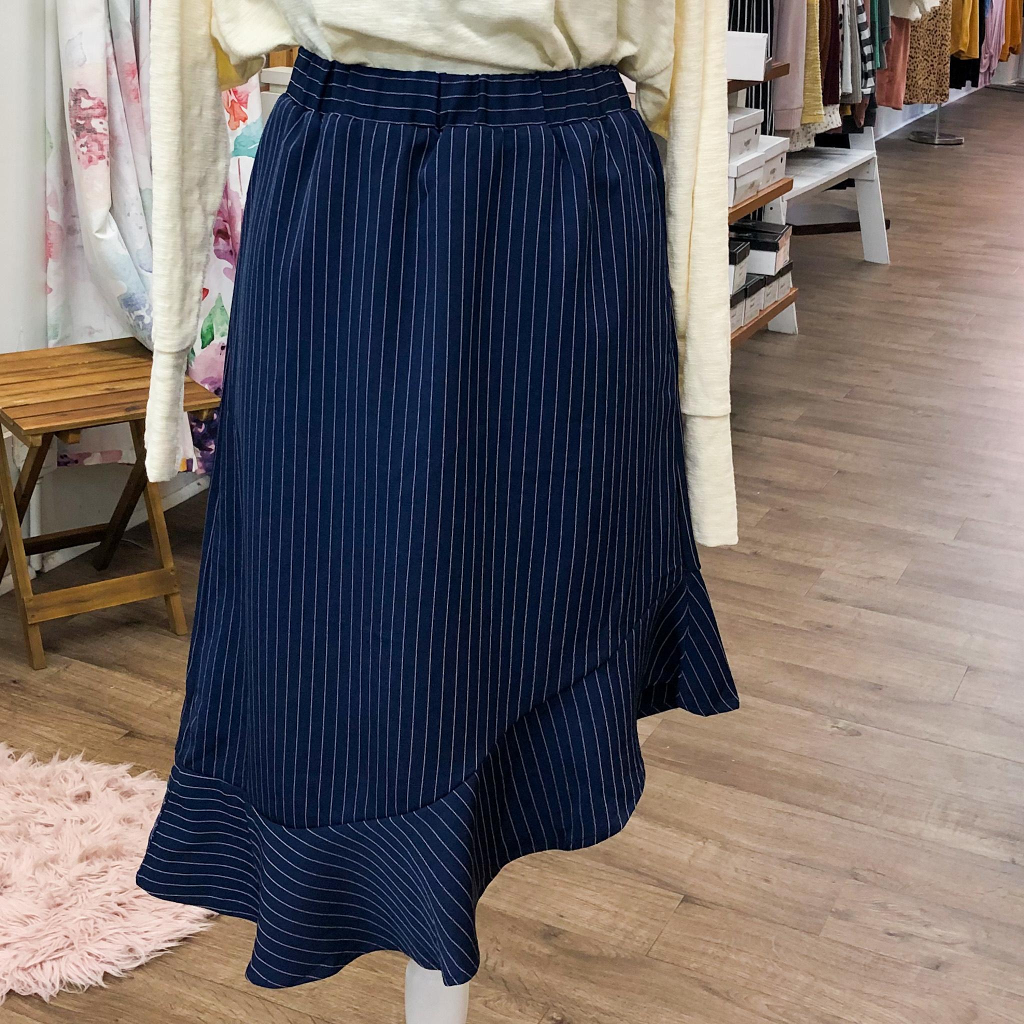 Getting Sideways Skirt