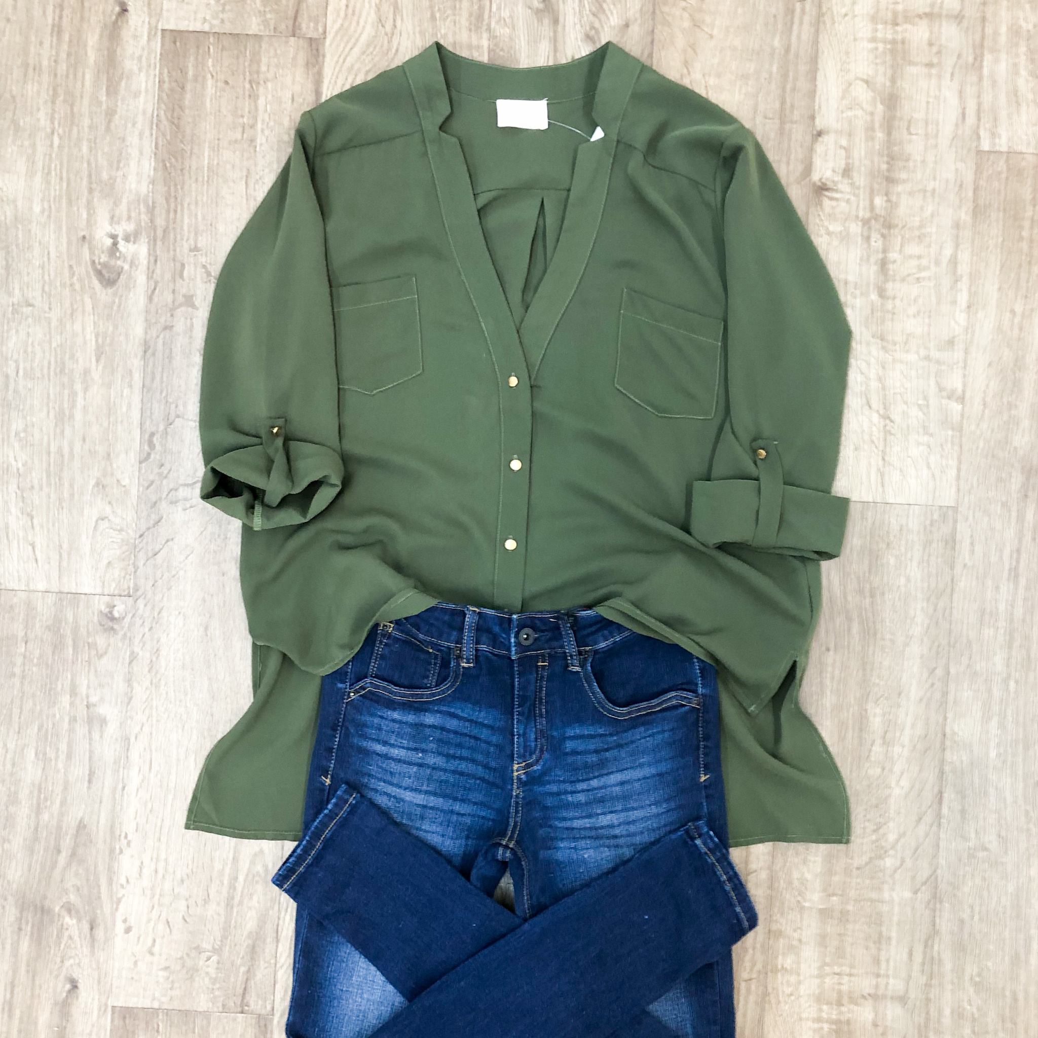 Olive To Rock