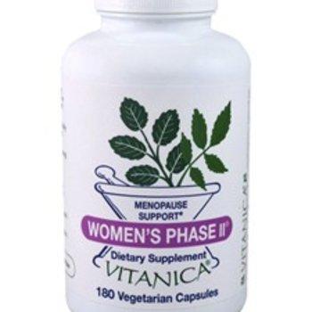 Vitanica Women's Phase II 180 caps