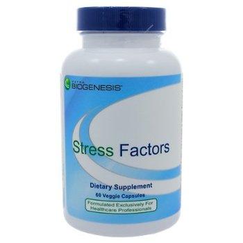 NutraBiogenesis Stress Factors