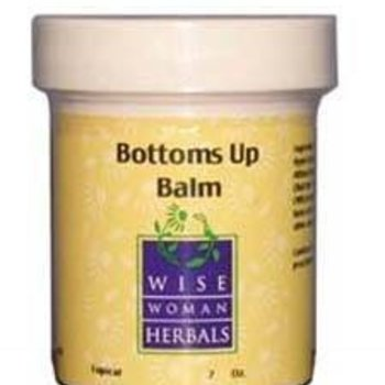 Wise Woman Herbals Bottoms Up Balm 2oz