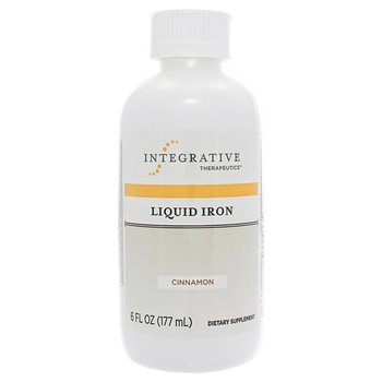 Integrative Therapeutics Liquid Iron