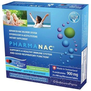 BioAdvantex Pharma PharmaNAC