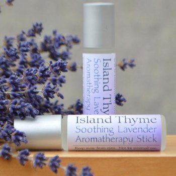 Island Thyme Soothing Lavender Stick
