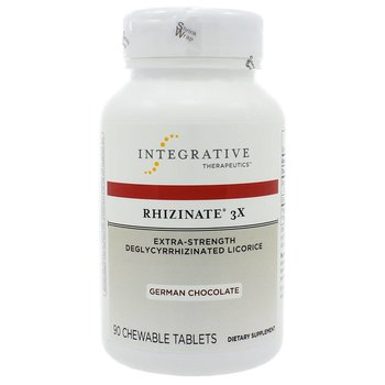 Integrative Therapeutics Rhizinate 3X German Chocolate