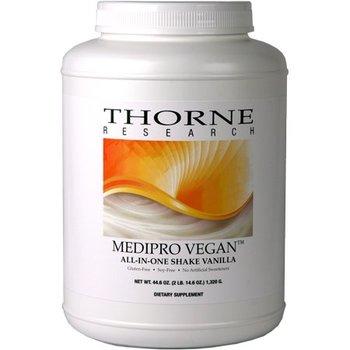 Thorne Research Medipro Vegan Vanilla