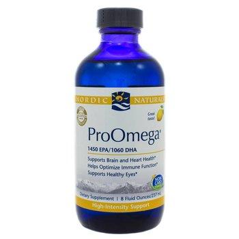 Nordic Naturals ProOmega Lemon Liquid 8oz