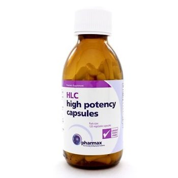 Pharmax HLC High Potency 120