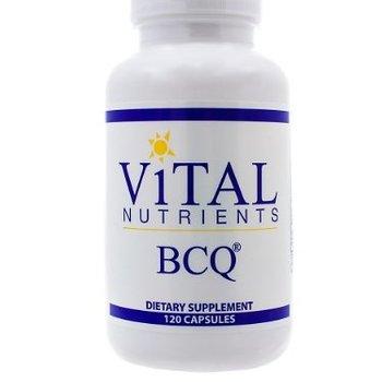 Vital Nutrients BCQ 120