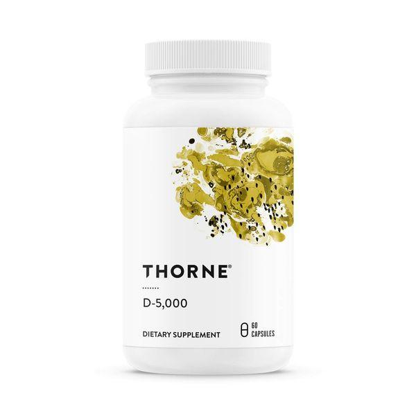 Thorne Research Vitamin D -5,000