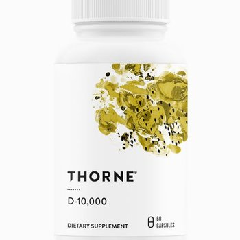 Thorne Research Vitamin D-10,000