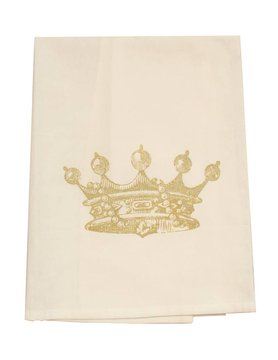 Crown Tea Towel
