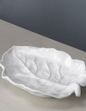 VIDA Lettuce Leaf Platter md