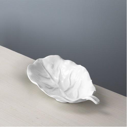 VIDA Lettuce Leaf Platter SM