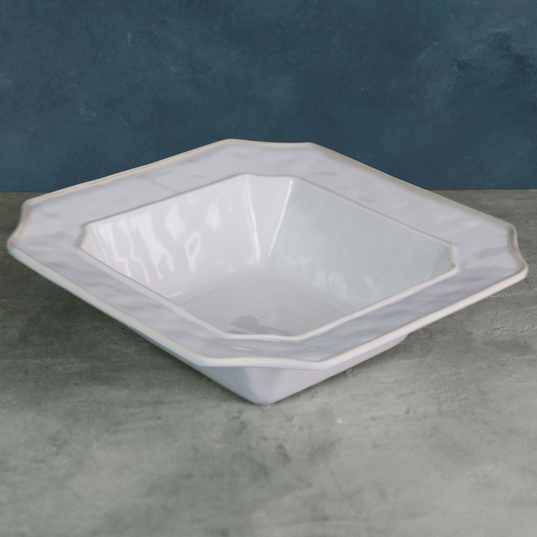VIDA Charleston Bowl LG - White