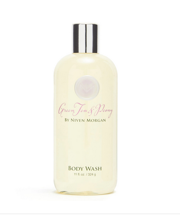 Green Tea & Peony Body Wash