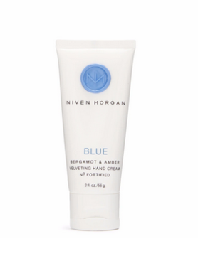 Blue Travel Hand Cream