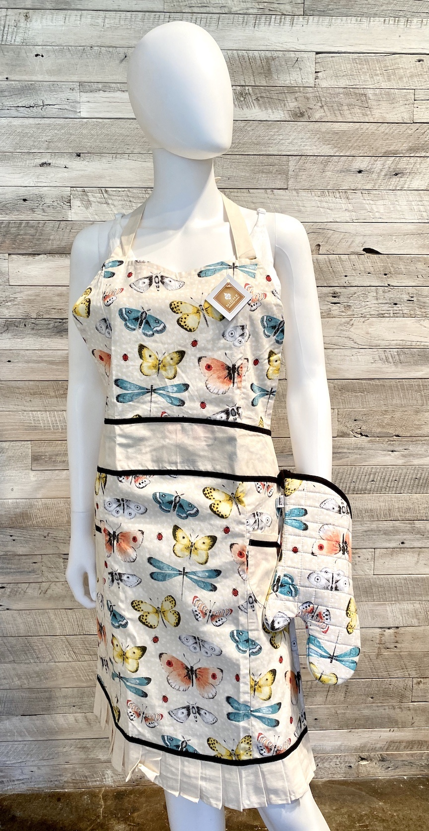 30x34 Butterfly Apron