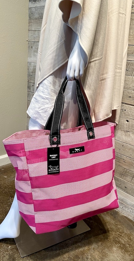 Bucket List (Playa Pink)
