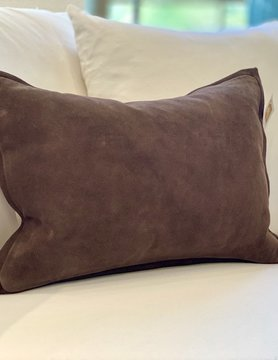 14x20 Cocoa Kidney Pillow