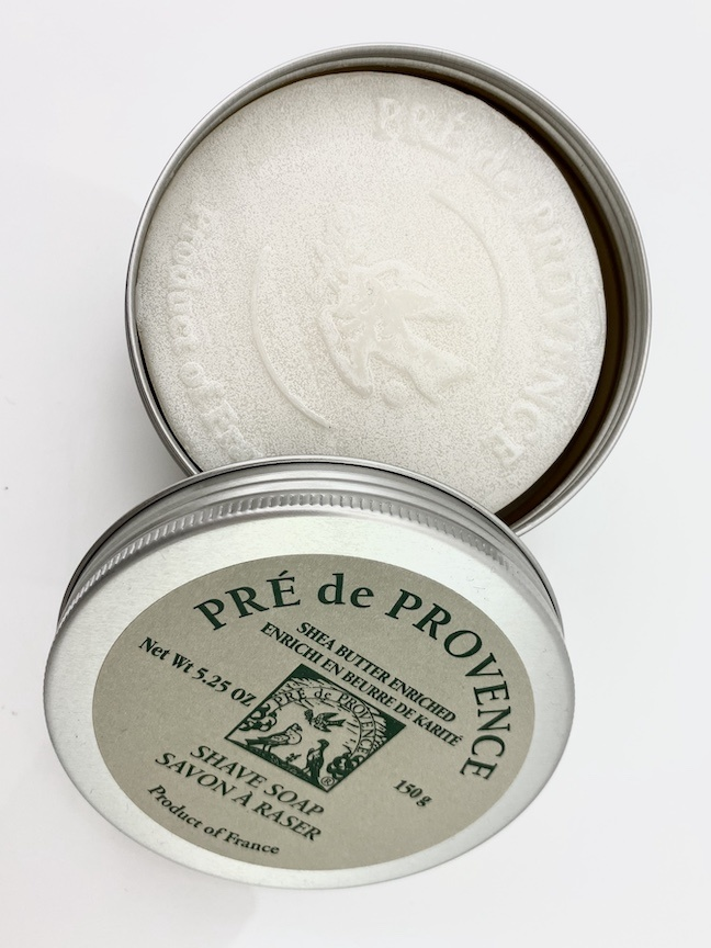 Mens Shave Soap in Tin