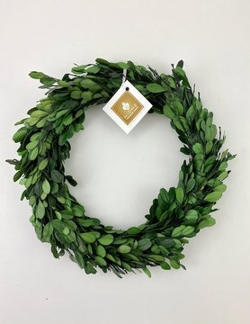 Boxwood Wreath 9.75""