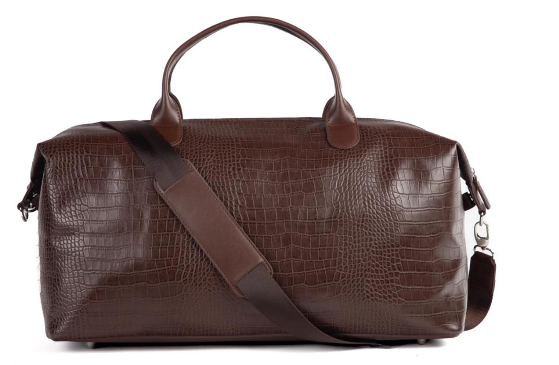 Croc Duffle Bag
