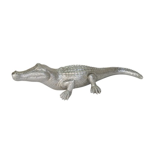 "Silver Alligator 16"""