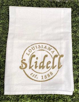 Slidell Stamp Gold