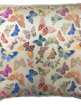 """Butterfly Pillow 22"""""""
