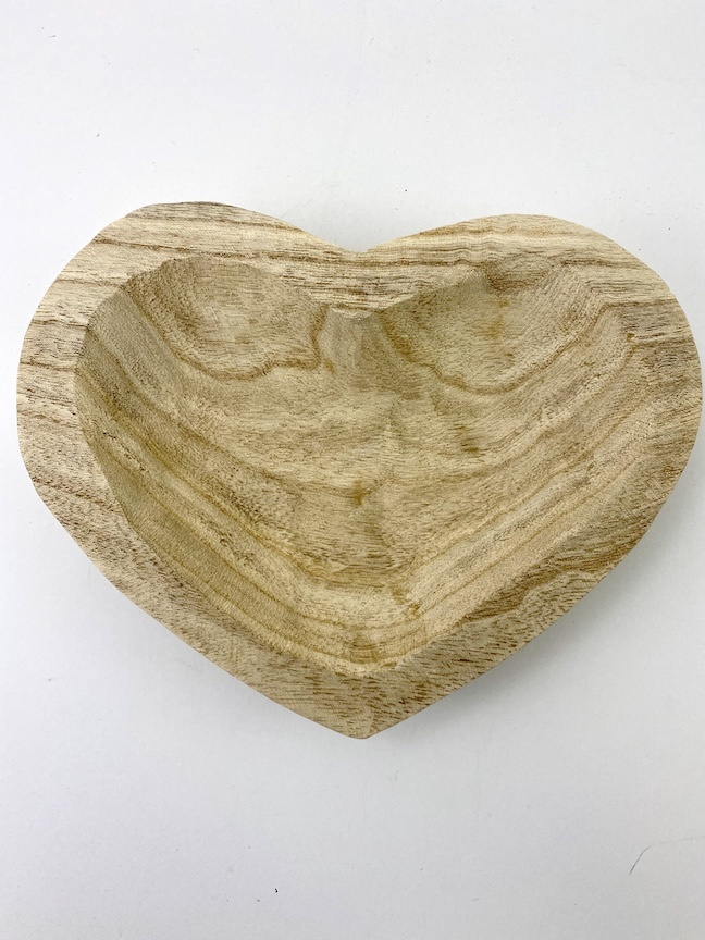 Natural Heart Bowl