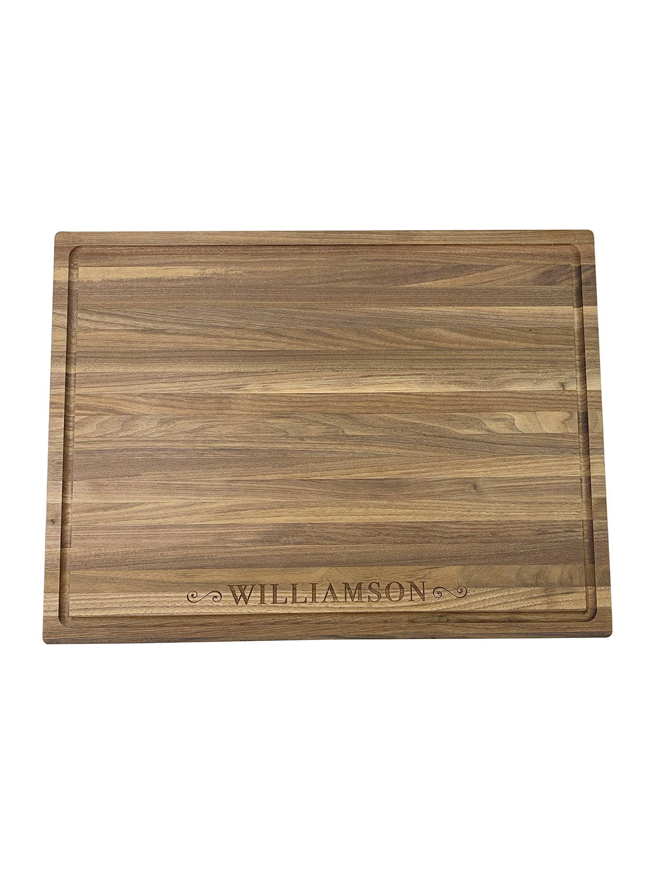 "Walnut Butcher Board 15"" x 20"" x 1.75"""