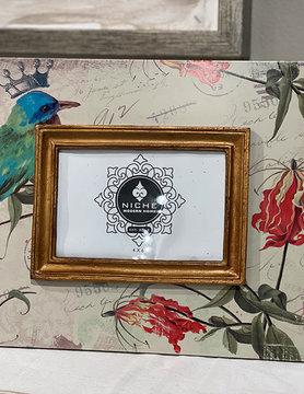 Royal Finch 4x6 Frame Horizontal
