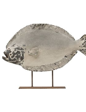 Flounder on Stand