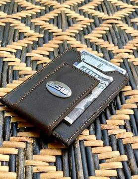 LSU Front Pocket Wallet