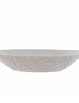 White Spotted Platter